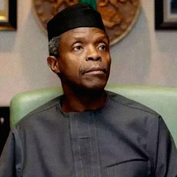 His Excellency, Prof. Yemi Osinbajo (SAN)